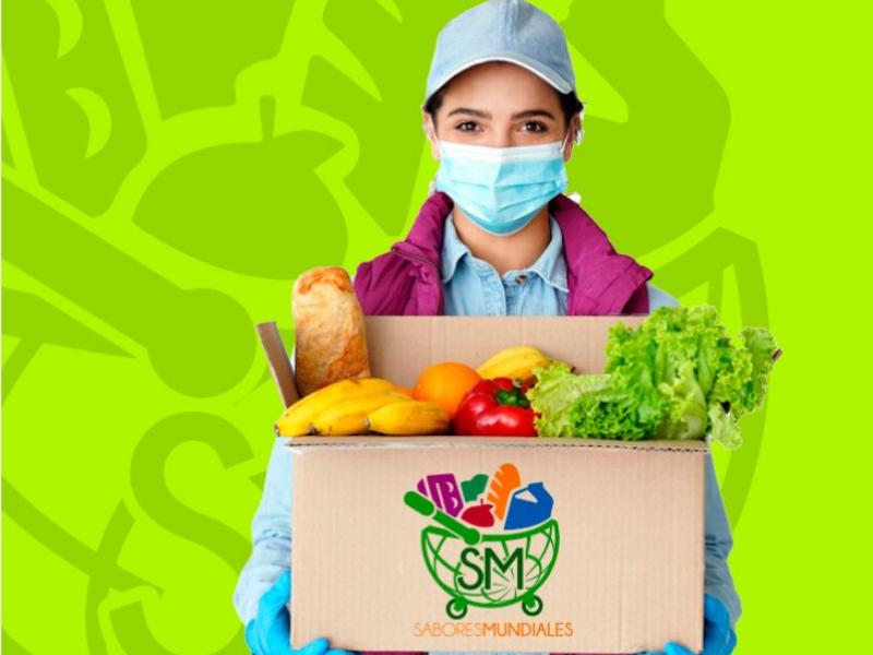 Sabores Mundiales, el Supermercado 100% Online